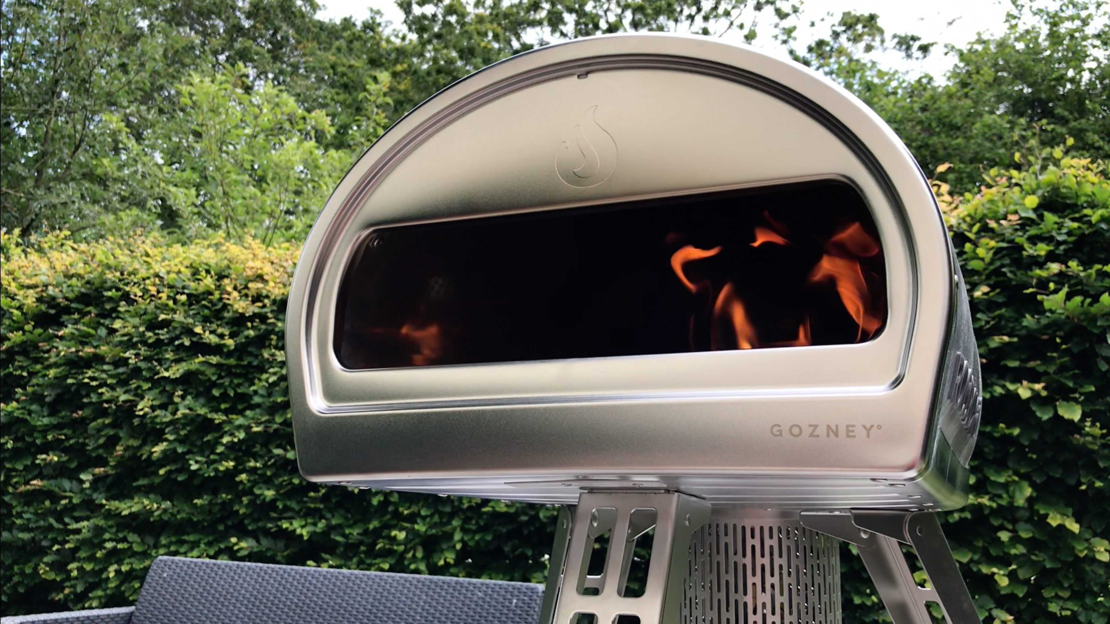 ROCCBOX PIZZA OVEN WOOD BURNER REVIEW AND PROCESS