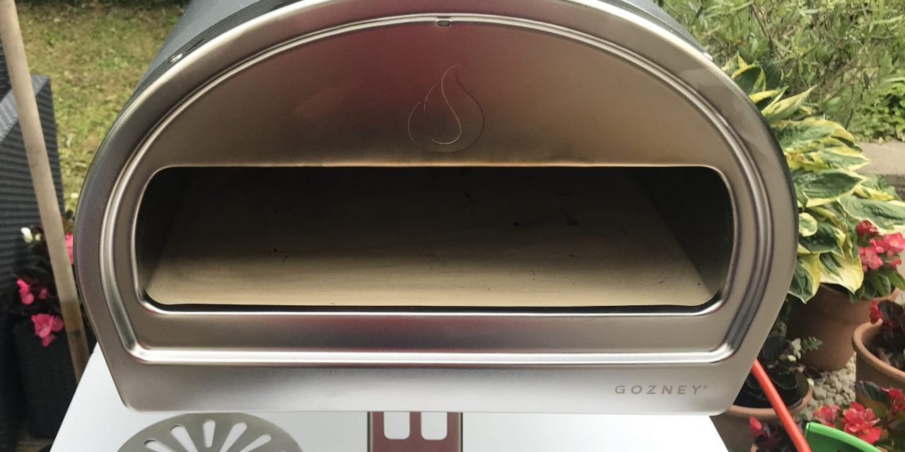 ROCCBOX PIZZA OVEN FIRST TIME COOK REVIEW