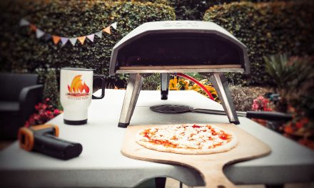REVIEWING OUR FIRST COOK WITH THE OONI KODA PIZZA OVEN