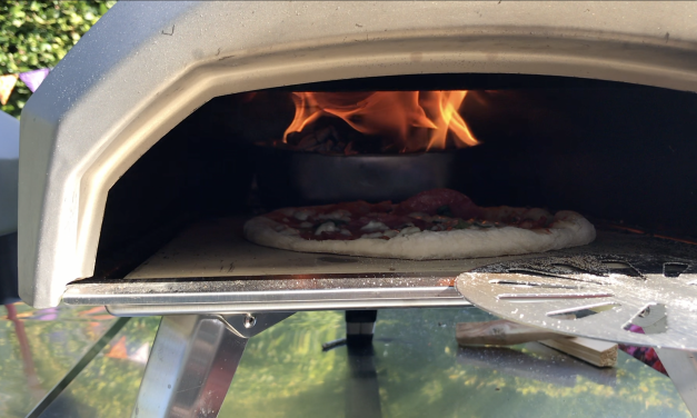 First Time using the Ooni Karu Pizza Oven