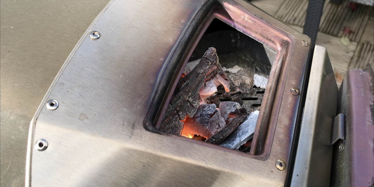 How to Light and Manage the Wood Burner on the Ooni Karu Pizza Oven