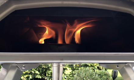 Hot Pizza Oven Stone Cooking Tip!