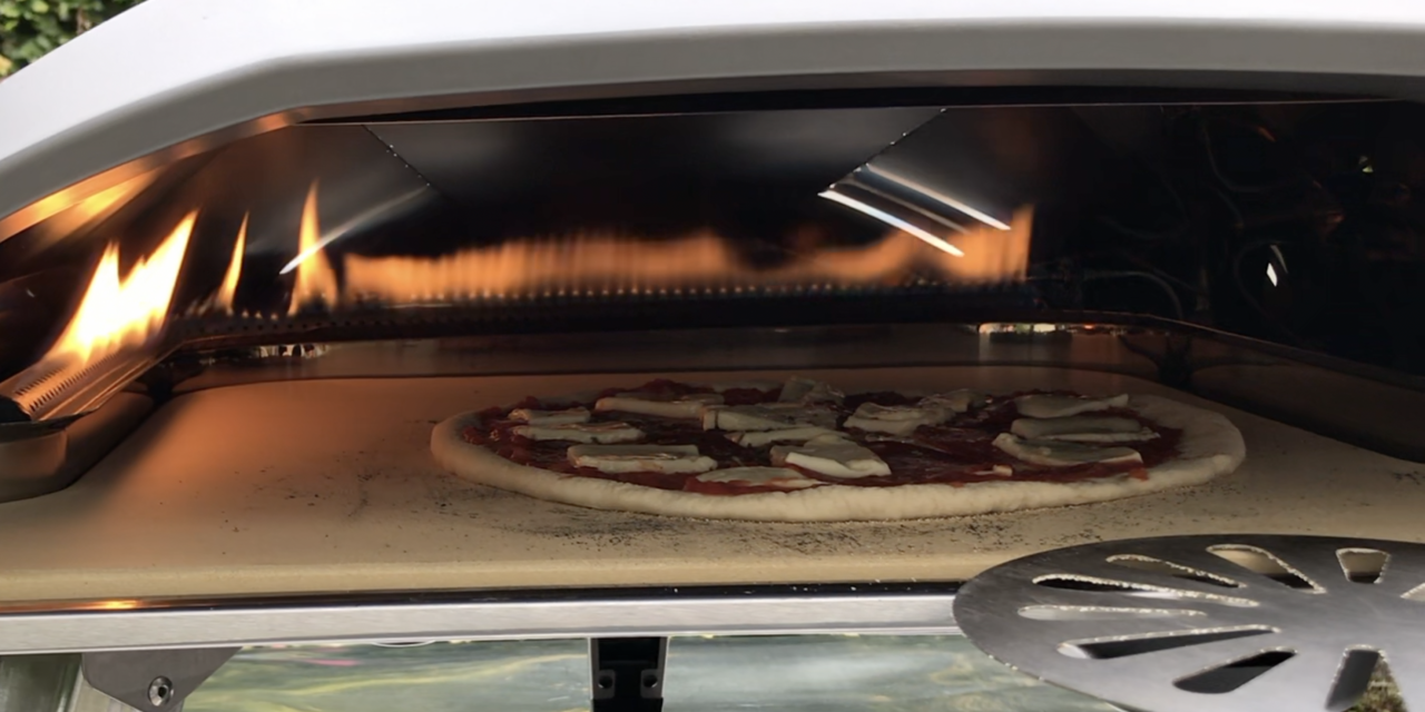 85 Second Pizza Cook in the Ooni Koda 16