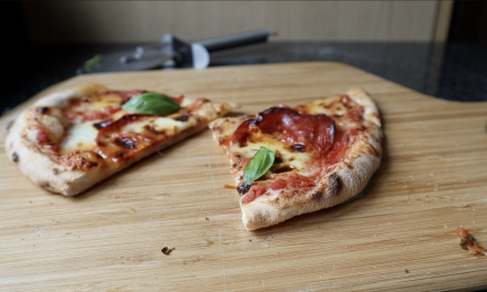 First Cook with the Ooni Koda 16 Pizza Oven