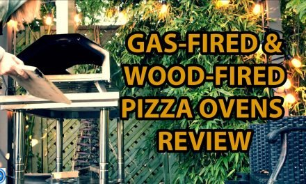 Thinking Of Buying A Pizza Oven? Gas and Wood Fired Pizza Ovens Review.