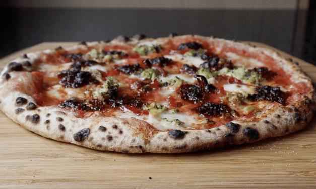 Nduja and Broccoli Pizza Recipe