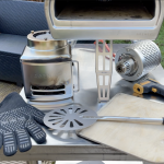 Pizza Tools To Use In the Gozney Roccbox Pizza Oven