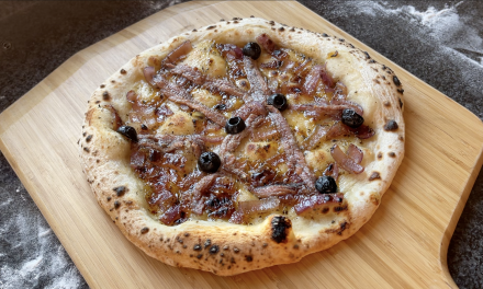 Using Canotto Style Pizza Dough in the Ooni Koda 12 Pizza Oven