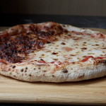Using Pre-Grated Mozzarella Cheese in an Outdoor Pizza Oven