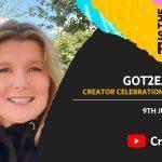 Got2EatPizza Got Featured on YouTube Creator360 UK Celebration Livestream!